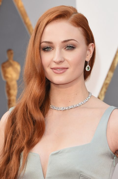 Sophie Turner auf den 88. Annual Academy Awards / CJason Merritt/TERM via Getty Images