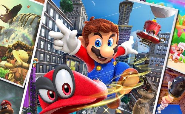 Super Mario Odyssey im Test: Mario für eine neue Generation