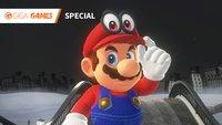 Super Mario Odyssey: Wir haben die ersten 13 Minuten angespielt