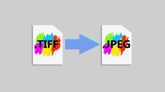 TIFF in JPG umwandeln: Bildformat am PC & online konvertieren