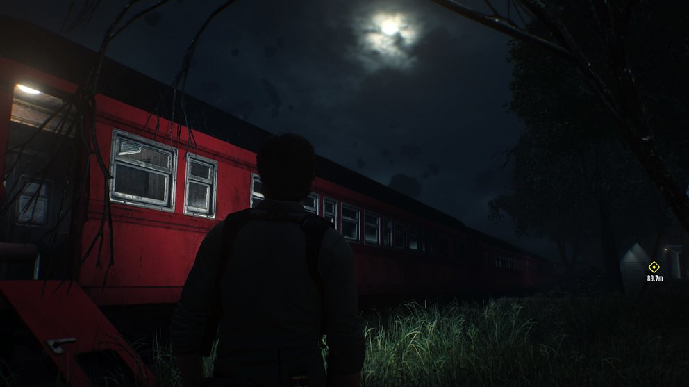 Wohin wird dich der Zug bringen?