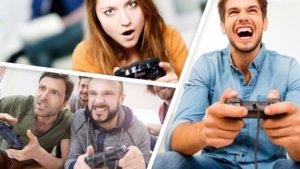 Studie: Gamer haben ein besser vernetztes Gehirn