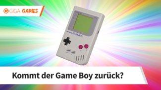 Game Boy: Hinweis auf geplante Mini-Version