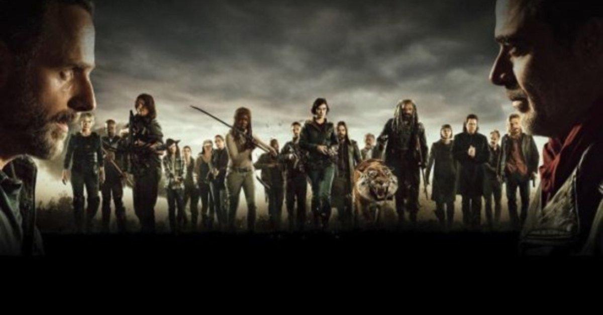 Walking Dead Auf Netflix