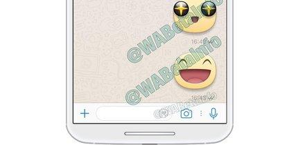 WhatsApp: So sehen die neuen Sticker aus