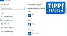 Windows 10: Standard-Programme & -Apps ändern – so geht's