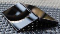 Schneller als Galaxy X: ZTE bringt klappbares Smartphone vor Samsung