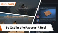 Assassin's Creed Origins: Alle Papyrus-Rätsel - Lösungen und Fundorte