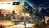 Assassin's Creed Origins im Test: Klettern wie ein Ägypter + Gewinnspiel