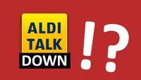 """Lösung: """"Aldi Talk""""-App funktioniert nicht (Ihre Daten werden geladen)"""