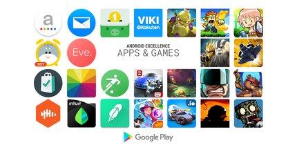 Von Google gekürt: Die 25 besten Android-Apps- und Spiele für den Herbst