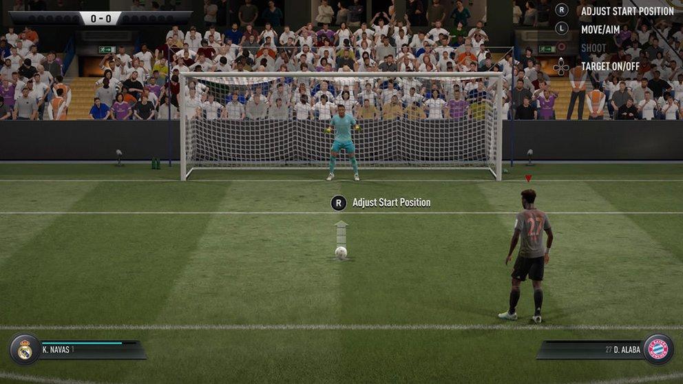 FIFA 18 Elfmeter