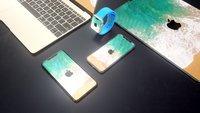 Randlos in die Zukunft: Mac, iPhone, iPad und Apple Watch mit Face ID auf spektakulären Bildern