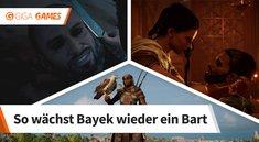 Assassin's Creed - Origins: Bart, Frisur und Kapuze ändern - so geht's