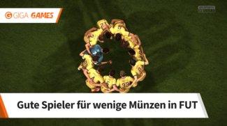 FIFA 18: Billige Spieler in FUT - Diese Spieler sind günstig zu kaufen