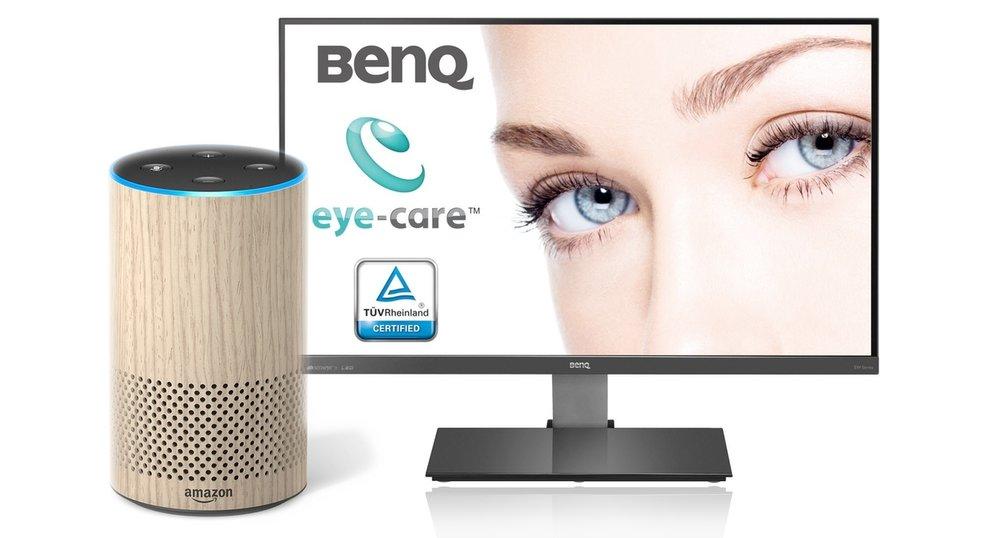 Blitzangebote: Rabatte auf neuen Amazon Echo, Monitor mit schmalen Rahmen und vieles mehr