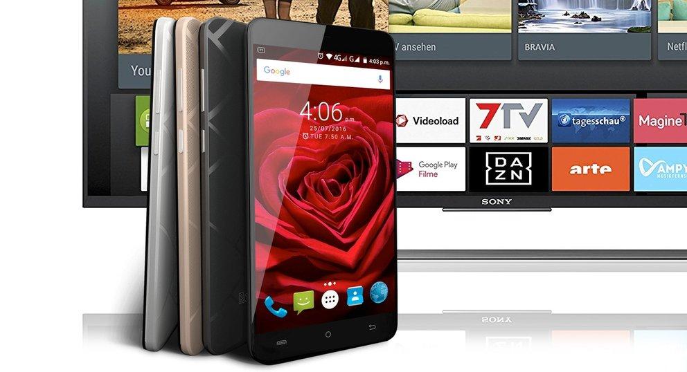 Blitzangebote: Sony 4K-Fernseher, 6 Zoll Smartphone, Zubehör von Anker vergünstigt