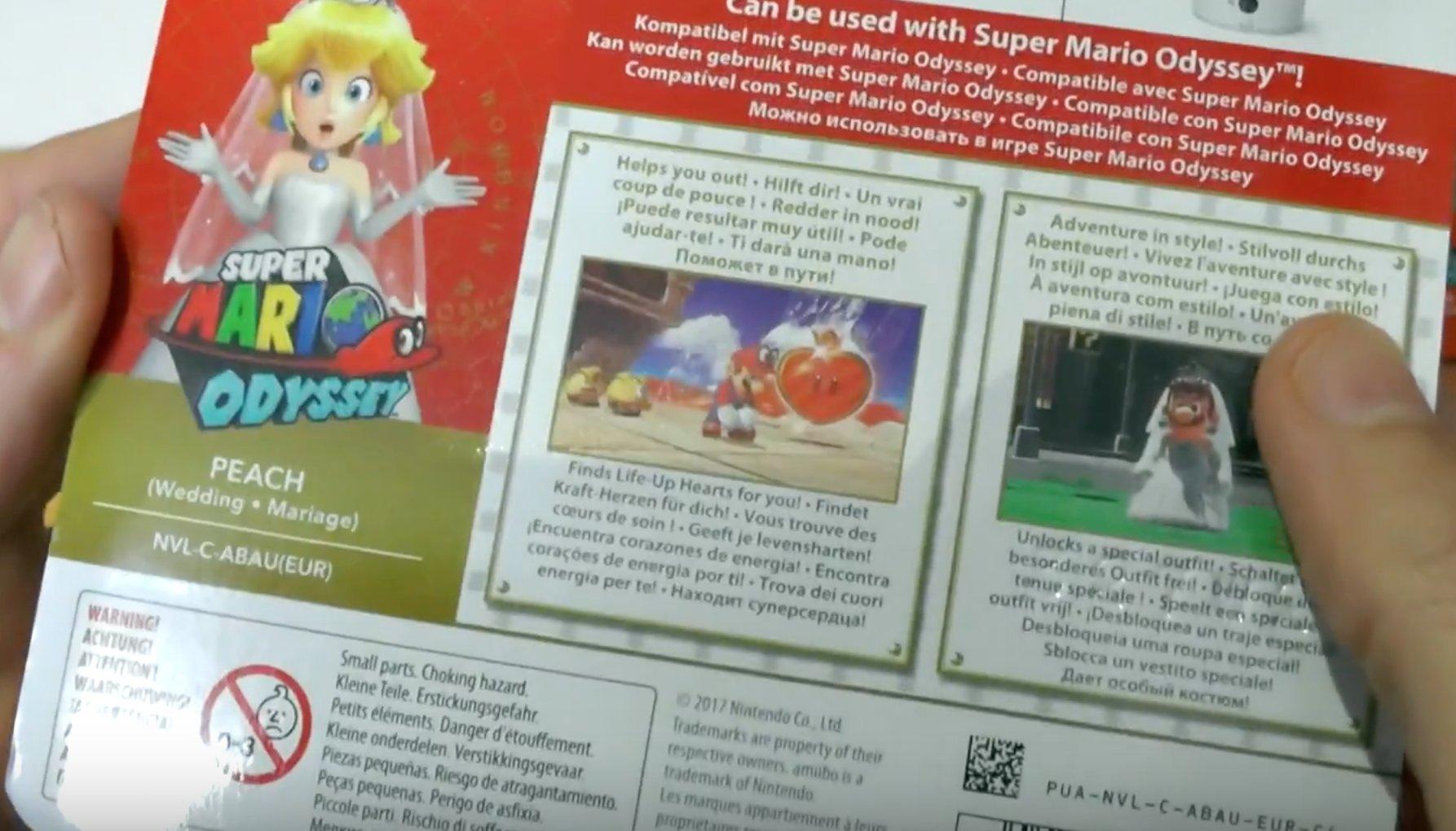 Super Mario Odyssey im neuen Video