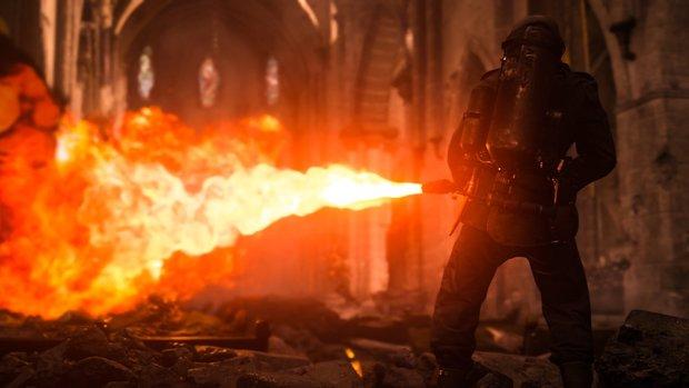 Call of Duty - WW2: US-Rating impliziert hohen Gewaltgrad