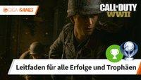 Call of Duty - WW2: Alle Trophäen und Erfolge - Leitfaden für 100%