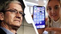 Weil Tochter das iPhone X filmte: Apple feuert Mitarbeiter – gnadenlos oder gerecht?