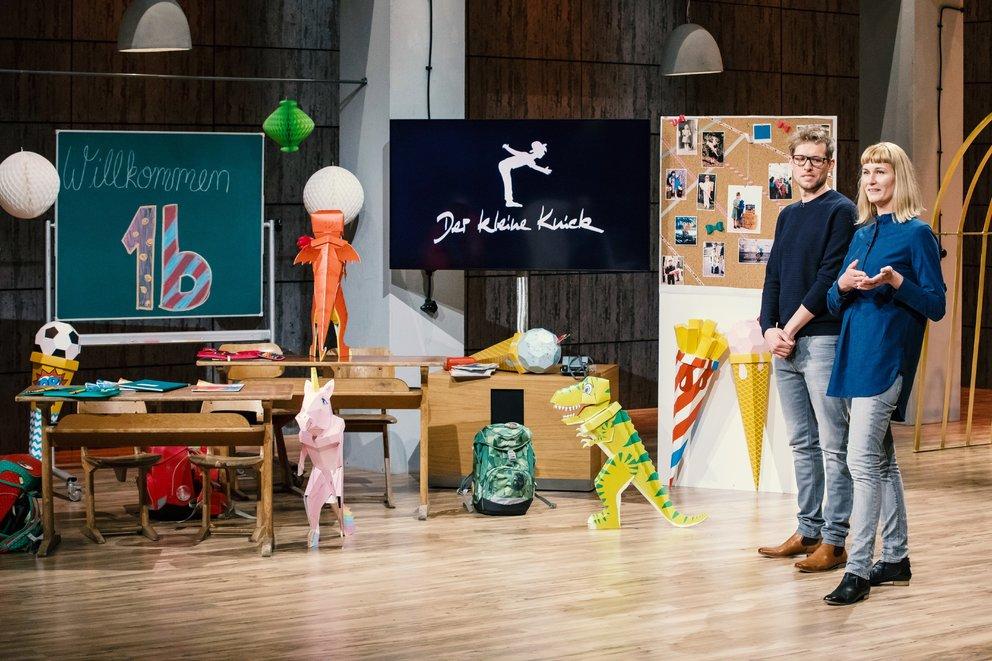 """Der kleine Knick aus """"Die Höhle der Löwen"""" jetzt kaufen: Schultüte neu erdacht"""