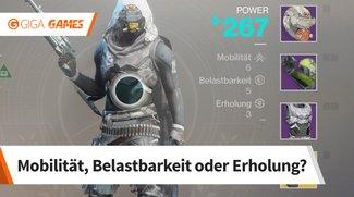 Destiny 2: Diese Attribute solltet ihr verbessern