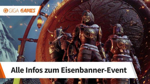 Destiny 2: Eisenbanner - Belohnungen, Regeln und Zeiten