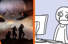 Destiny 2: So dramatisch sind...