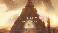 Destiny 2 DLC: Release-Datum & packender Trailer zu Fluch des Osiris