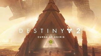 Destiny 2-DLC: Preload und Download-Größe von Fluch des Osiris bekannt