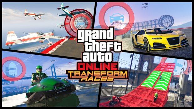 GTA Online: Neues DLC schenkt dir das Rennen, von dem du immer geträumt hast
