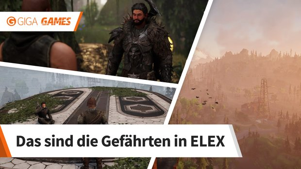 ELEX: Alle Gefährten finden - das bringen euch die Begleiter