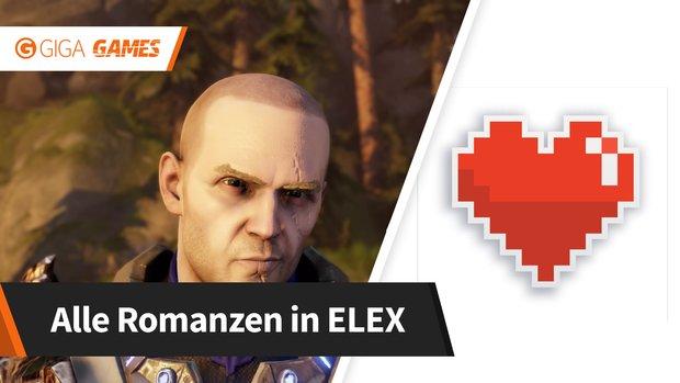 ELEX: Alle Romanzen im Spiel und wie ihr sie startet