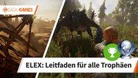 ELEX: Alle Trophäen und Erfolge – Leitfaden für 100%