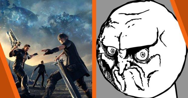 Final Fantasy XV: Multiplayer-DLC verschoben
