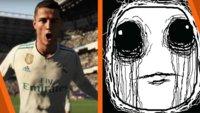 FIFA 18: Spielergesichter auf der Nintendo Switch entstellt