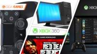 Game-ception: Spieler zockt XBox-Spiel mit PS4-Controller auf dem PC über XBox One