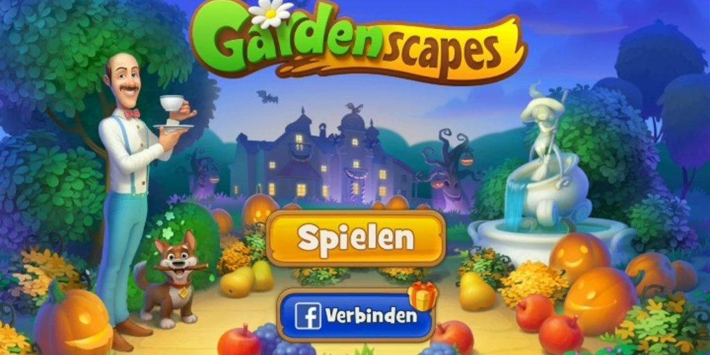 gardenscapes kostenlos