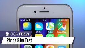 iPhone 8 im Test