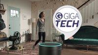 """""""Alexa, spiel die Nachrichten von GIGA-TECH"""""""