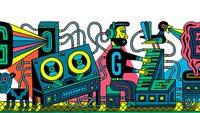 Studio für elektronische Musik: Das feiert Google heute im Doodle
