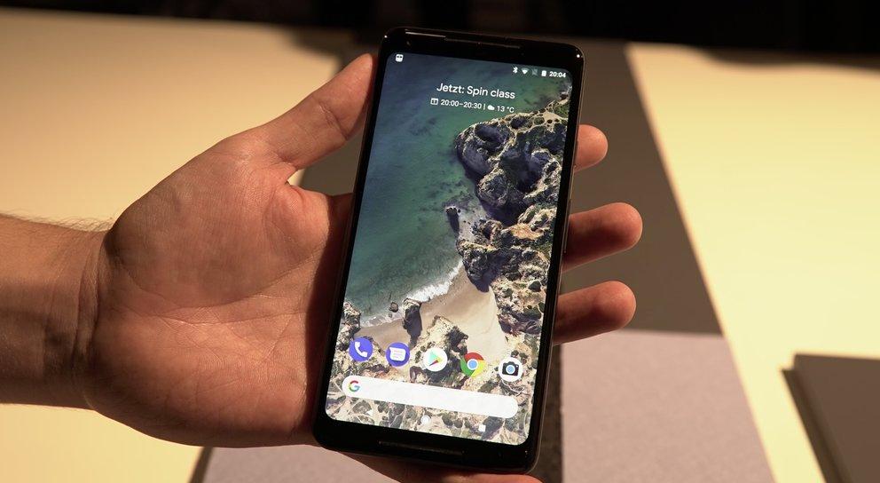 Google Pixel 3: Neues Design soll Samsung und Apple übertreffen