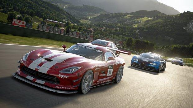 Gran Turismo Sport: Luxus-Bundle mit echtem Auto verkauft