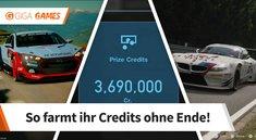 Gran Turismo Sport: Millionen Credits, Meilen und XP farmen - dieser Trick macht's möglich