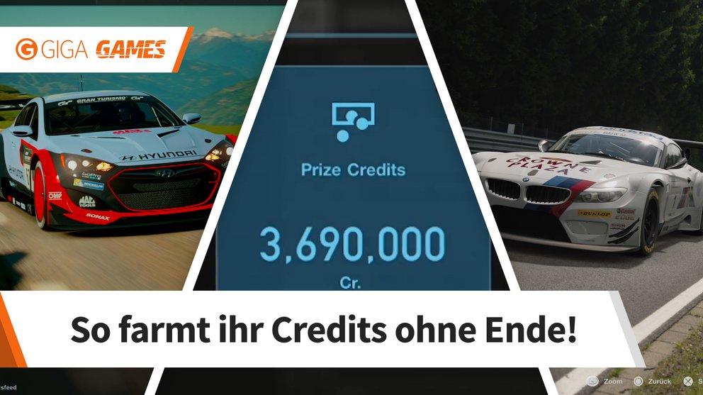 gt-sport-credits-meilen-xp-farmen