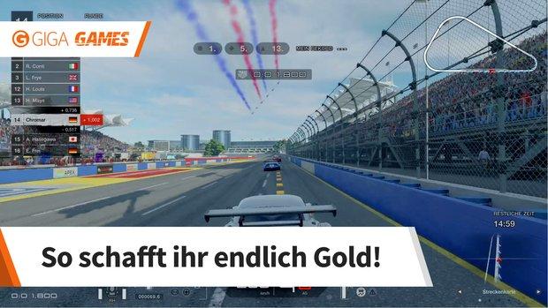 Gran Turismo Sport: Stufe 8, Mission 6 - Tipps für den Sieg