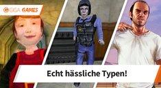 Das sind die hässlichsten Spiele-Charaktere aller Zeiten