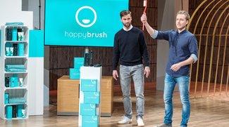 """Happybrush aus """"Die Höhle der Löwen"""" günstig kaufen: Elektrische Schallzahnbürste zum attraktiven Preis"""