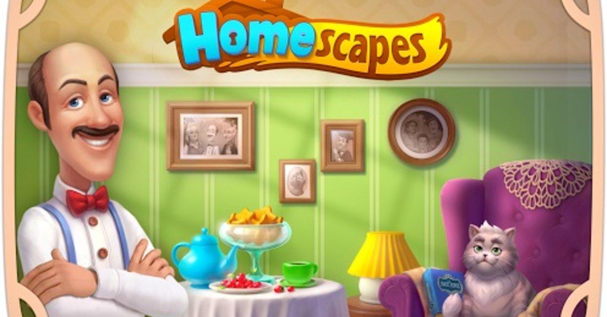 Homescapes Spielen
